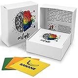 Verkopft (Kartenspiel) Fordert und Fördert Konzentration und Schnelligkeit - ideal als Reisespiel oder Geschenk - Gesellschaftsspiel von Simon&Jan