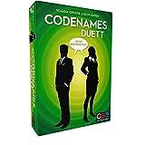 Asmodee CGED0036 - Codenames Duett, Familienspiel, deutsch