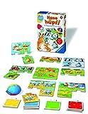 Hase Hüpf Bewegungsspiel für Kinder ab 2 Jahre (Ravensburger)