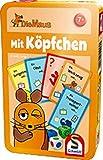 Schmidt Spiele 51255 - Die Maus, Mit Köpfchen