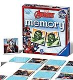 Marvel Avengers: Memory Kinderspiel ab 4 Jahre