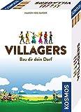 KOSMOS 691400 Villagers Bau dir dein Dorf Kartenspiel