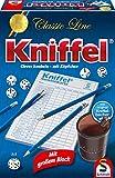 Kniffel - beliebtes Würfelspiel für die ganze Familie