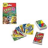 UNO Junior: Kinder Kartenspiel ab 3 Jahre