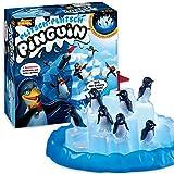 Plitsch Platsch Pinguin: Geschicklichkeitsspiel für Kinder ab 4 Jahre