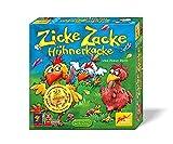 Zicke Zacke Hühnerkacke: Witziges Kinderspiel ab 3 Jahre