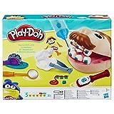 Hasbro Play-Doh B5520EU4 - Dr. Wackelzahn Knete, für fantasievolles und kreatives Spielen