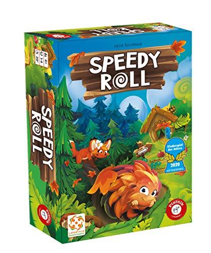 Speedy Roll - Kinderspiel des Jahres 2020