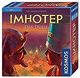 Imhotep - Das Duell, Brettspiel für 2