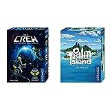 Die Crew - Kooperatives Kartenspiel für 1 bis 2 Spieler