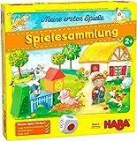 Kinderspielesammlung (Haba) ab 2 Jahre