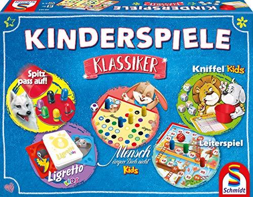 Kinderspielesammlung Klassiker von Schmidt Spiele