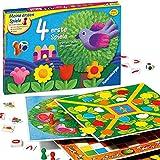 4 erste Spiele (Ravensburger): Kinder Spielesammlung ab 3 Jahre