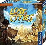 Lost Cities - Spiel für 2