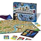 Scotland Yard Strategiespiel für die ganze Familie & Erwachsene