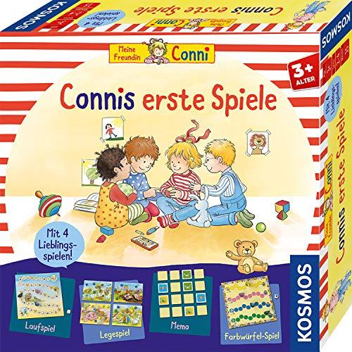 Connis Spielesammlung für Kinder ab 3 Jahren