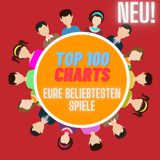 TOP 100 Charts Gesellschaftsspiele 2020